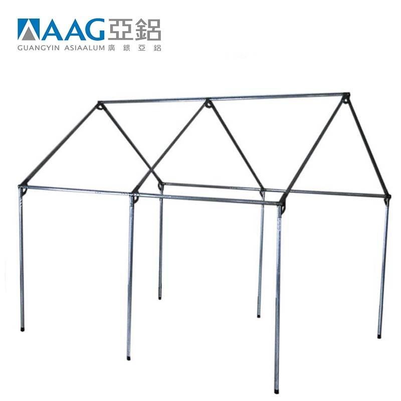 Outdoor Aluminium FrameRod Trade Aluminum Tent Bracket