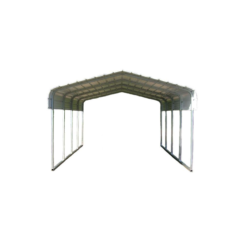 WholesalePrice Metal Aluminum Carport with Polycarbonate Roof Extrusion Profile