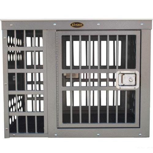Custom Heavy Duty Dog Cage Aluminum