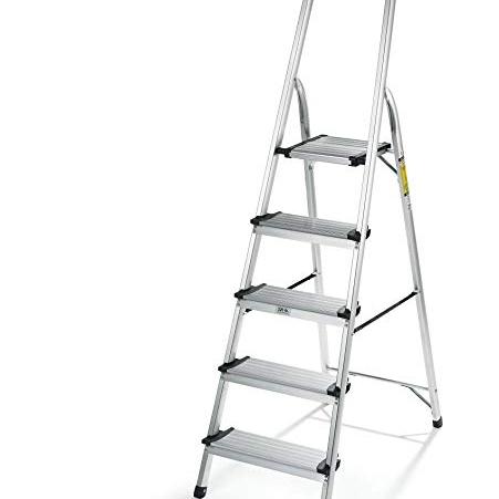 Top 17-Foot Velocity Multi-Use Ladder, 300-Pound Signature Series Step Ladder Aluminum Extrusion Profile