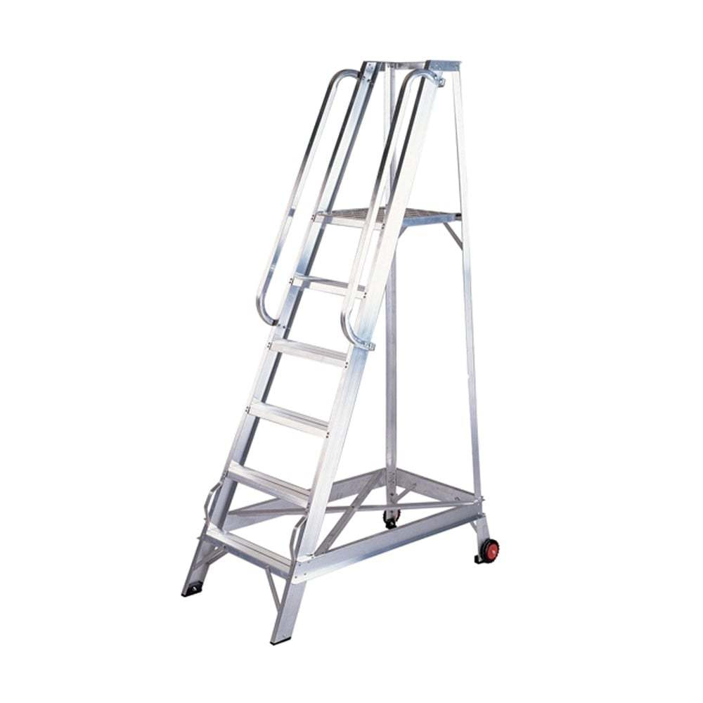 China Portable And Telescopic Aluminum 3Step Ladder Price