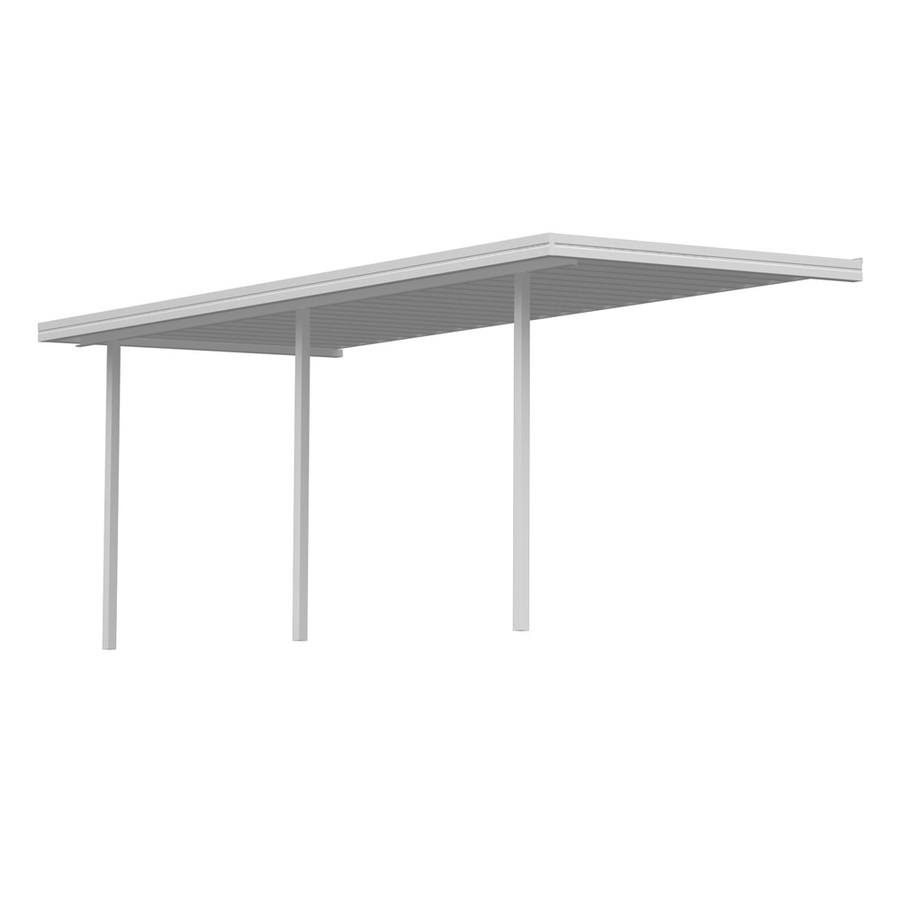 Good Quality Metal Aluminum Carport with Polycarbonate Roof Extrusion Profile