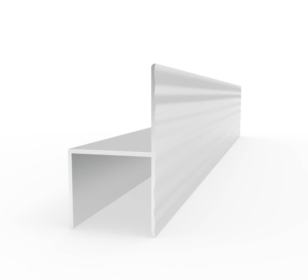 Whosale Price for Aluminum Trailer Section Aluminium Extrusion Profile