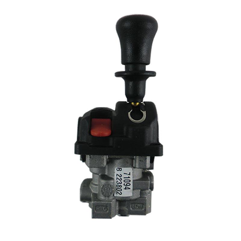 CAB control valve 71094 air hand valve for dump truck system tipper valve
