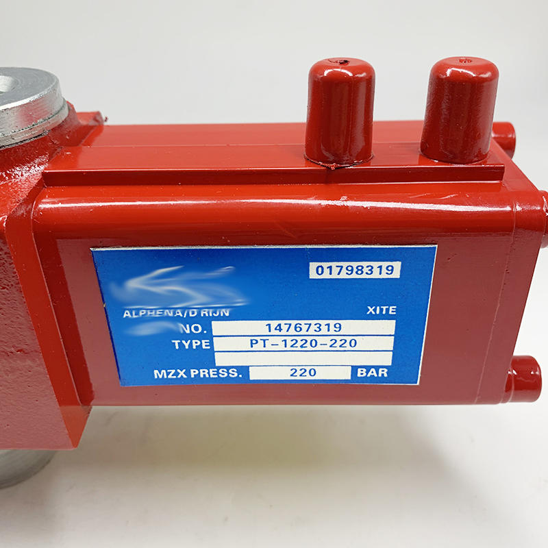 Double Pressure PT Valve 14767319 PT-1220-220 Proportional Tipping Air Operating Valve