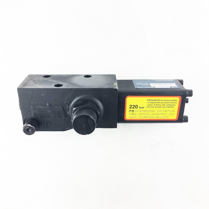Dump truckhydraulic system parts Hyva type PT1220 220 Bar tipper control valve