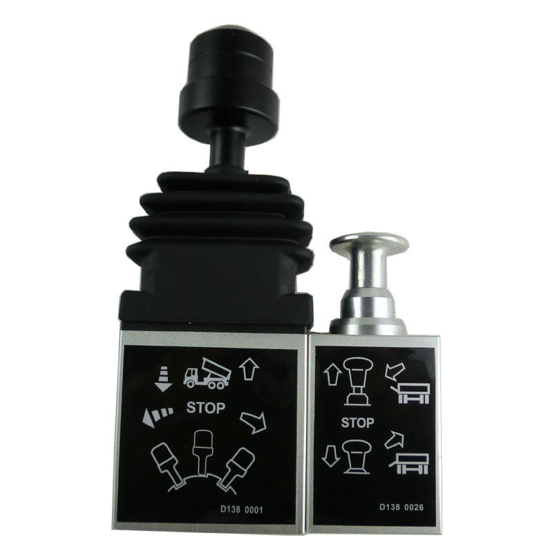 14750430H Hyva type dump truck hydraulic parts system air hand valve