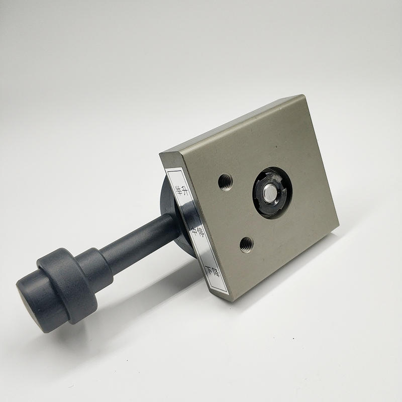 Lifting Handle Switch 45QF-00 Manual Valve Folding Type Manual Dump Truck Positioning Valve