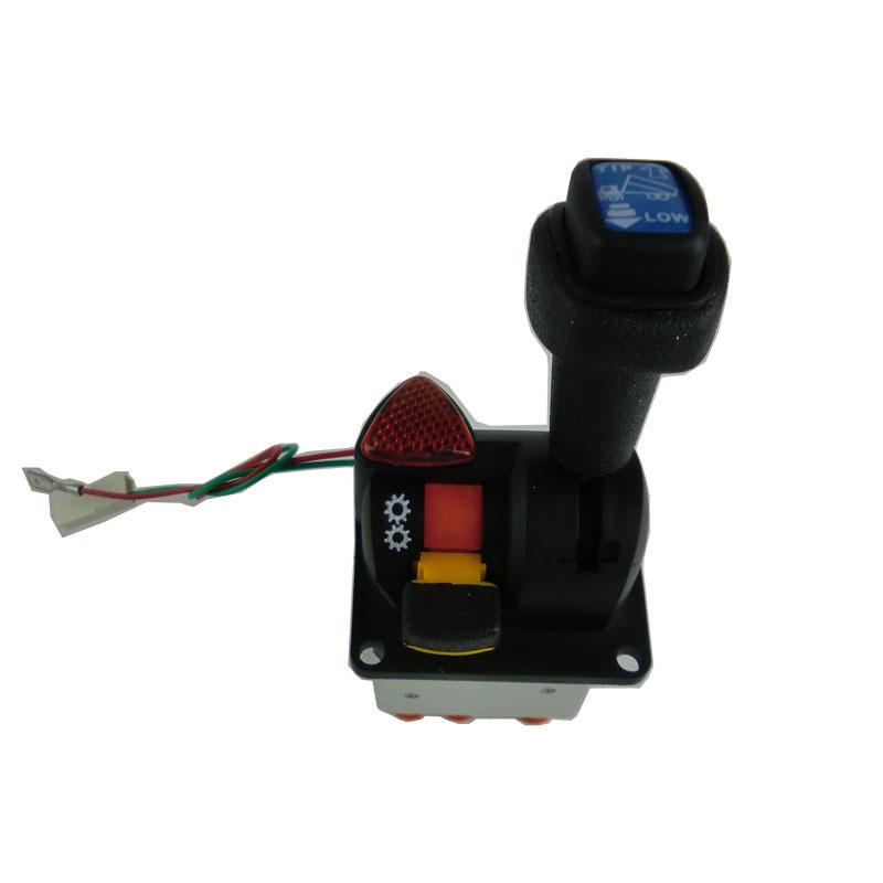 Hydraulic hand control valve combine controlling valve FBH34-12 tipper control valve