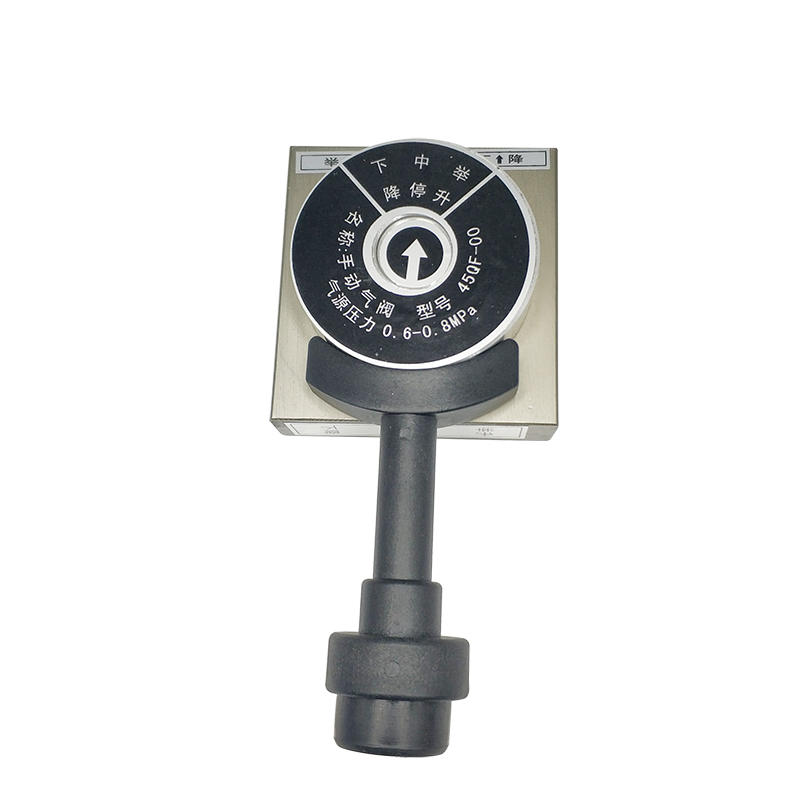 Lifting Handle Switch 45QF-00 Manual Valve Folding Type Manual Dump Truck Positioning Valve