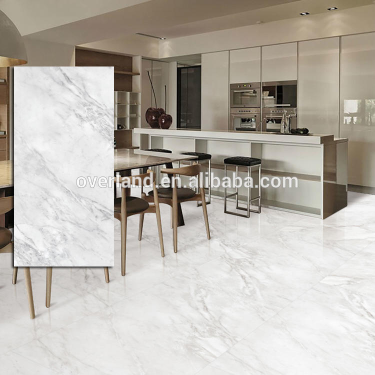 Marble large size porcelain 1800x900 look floor tile