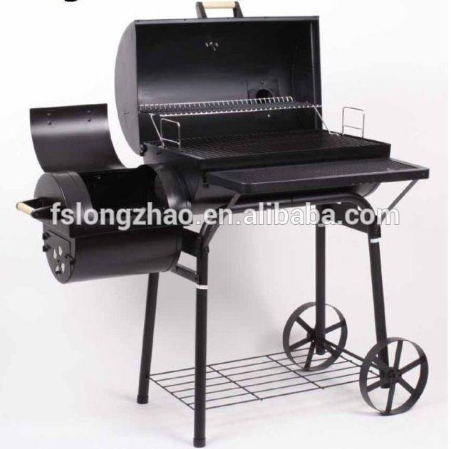 Youwei Backyard Charcoal BBQ Grill Offset Smoker