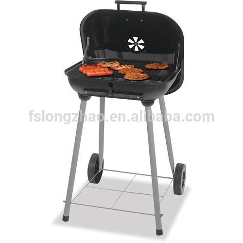 Folding barbecue grill indoor kitchen barbecue restaurant charcoal grill