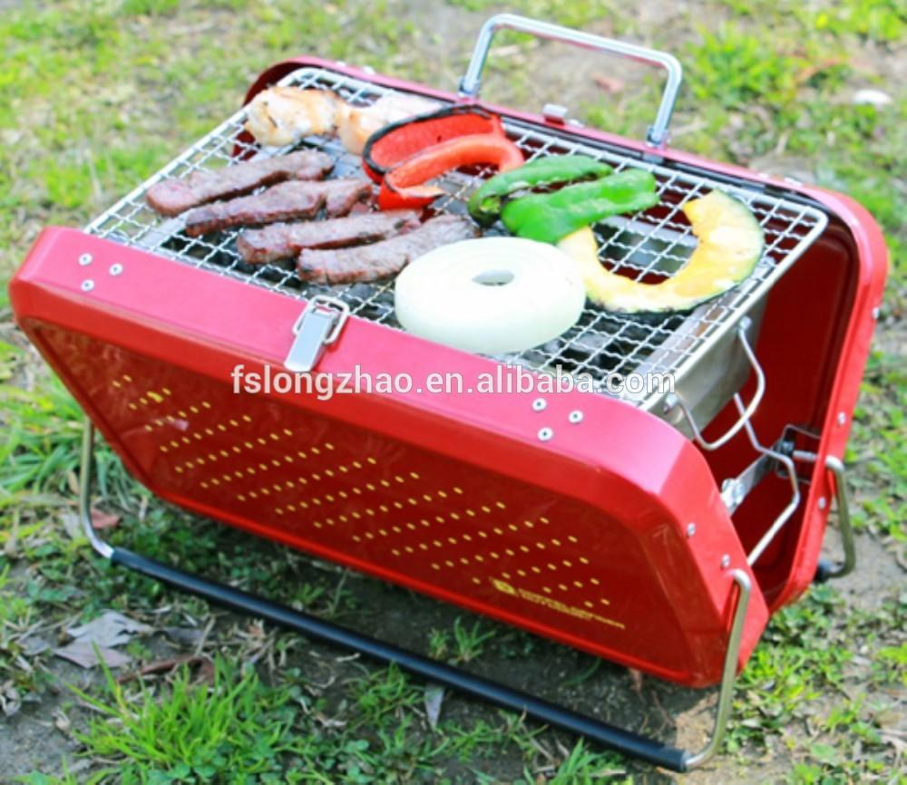 Portable Charcoal Grill round BBQ Grill