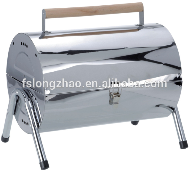 New Design Multiple Color Available Portable Outdoor Camping Grill BBQ