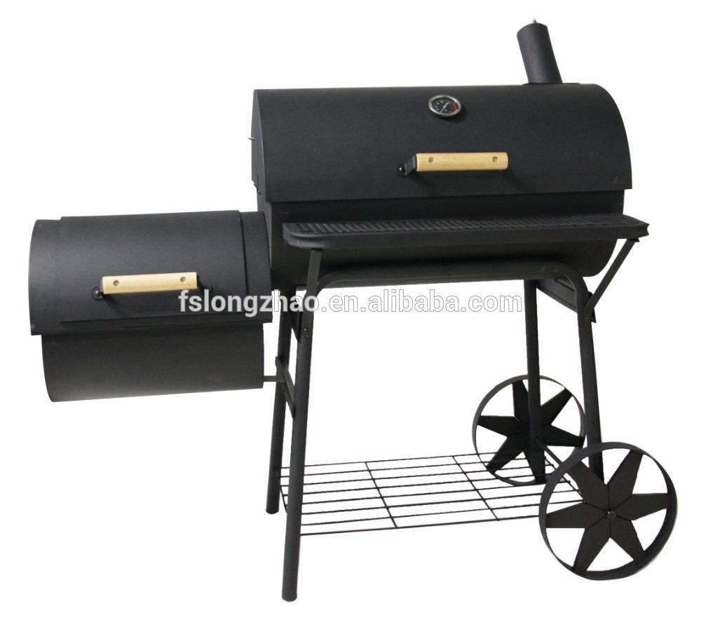 Hot Selling Barrel BBQ Grill Outdoor BBQ Grill BBQ Smoker grill for sale