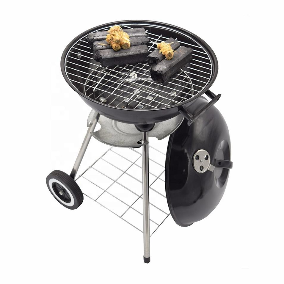 18 Inch Portable Outdoor Garden Kettel Grill BBQ Charcoal Grill
