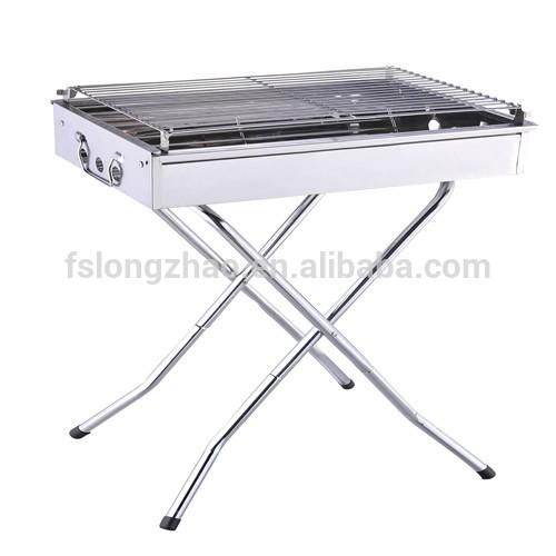 Charcoal BBQ Grill/korean bbq grill table with factory price