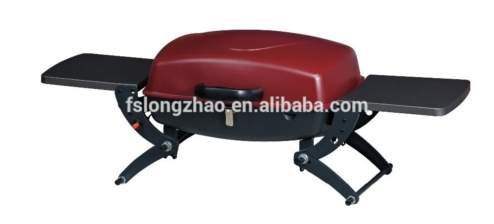 CE Approval Outdoor Foldable Barbecue Gas Grill