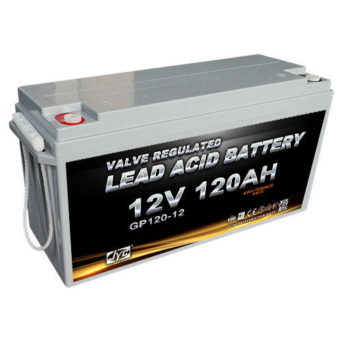 12v 120ah lead acid battery JYC brand good price