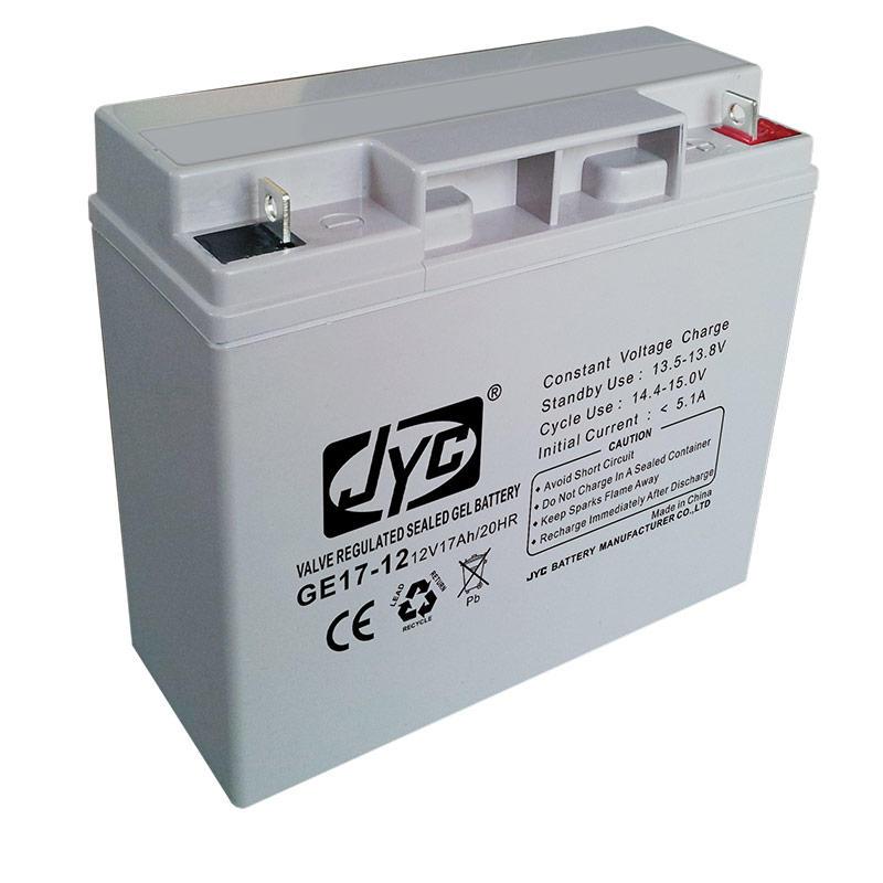 High Quality VRLA Lead Acid Battery 12v 17ah 20hr Battery For UPS