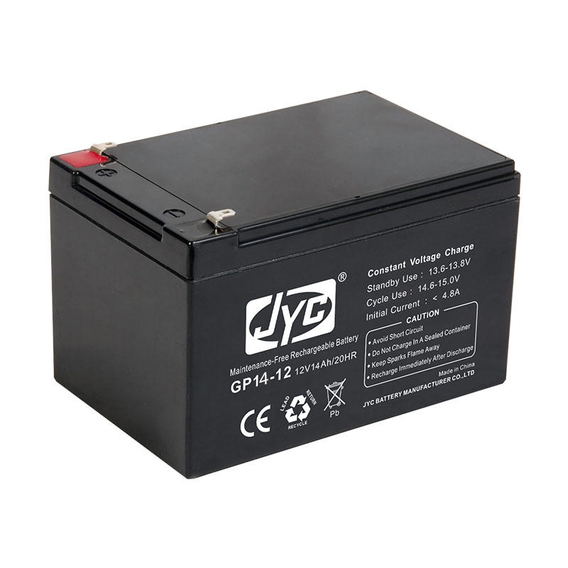 Rechargeable Lead Acid Battery 12v 14ah for Emergency Light System UPS