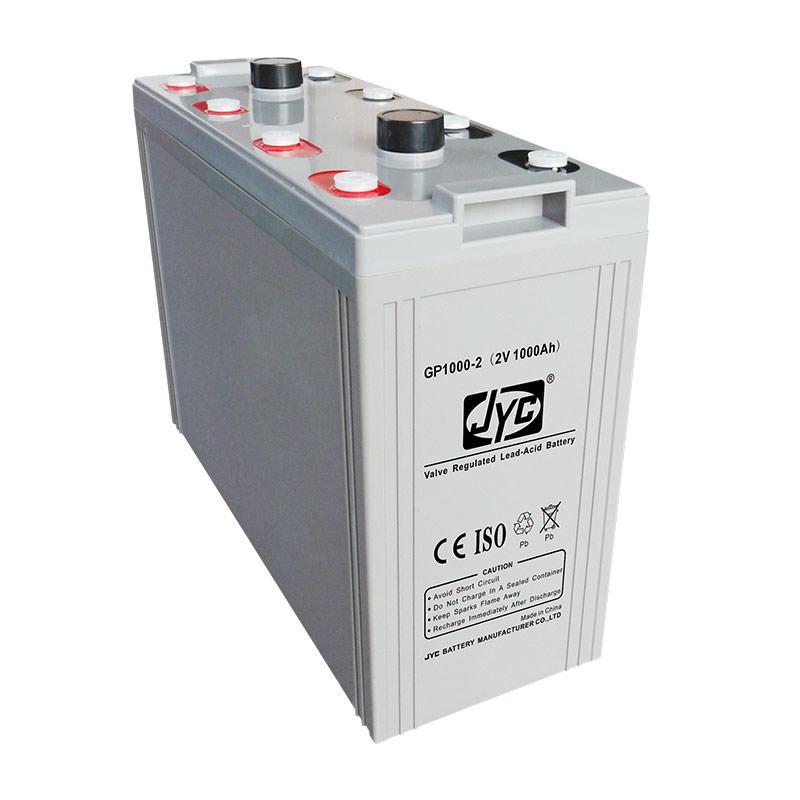 Maintenance Free Sealed Deep Cycle Battery 2v 1000ah Solar Battery