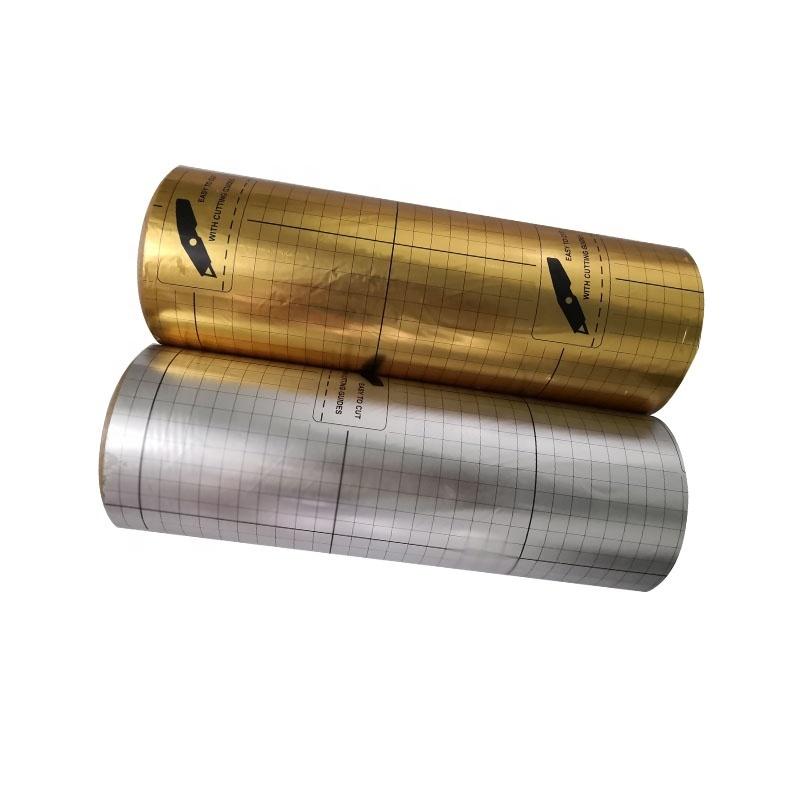 PET Thermal Polyester Metallic Thermal Laminating Film