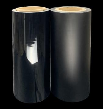 pet mirror metallic polyester film roll thermal lamination film