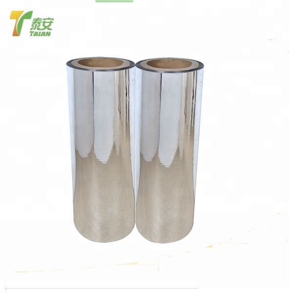 Coated EVA glueBOPP/PET PolyesterMirror Thermal Laminating Film for printing / packaging