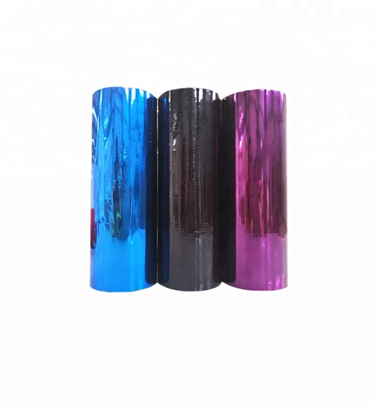 17 Micron Metalized Polyester Film Reflective Laminating Film