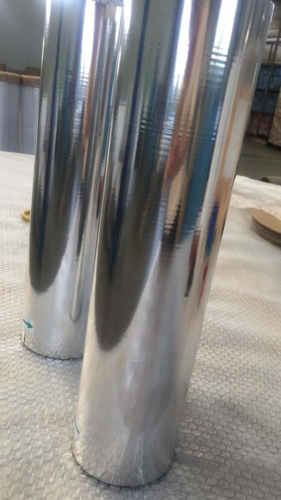 Aluminum Metalized Mylar ReflectiveLaminating Film