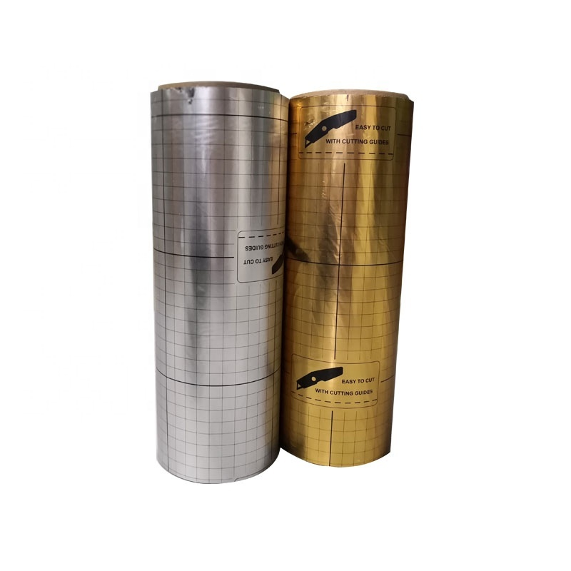 Metalized PET Thermal Laminating roll / Film PET Metalized Printed Polyester Film For Packaging Film