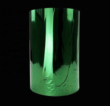 Metallic PET PolyesterThermal Laminating Film For Food Grade