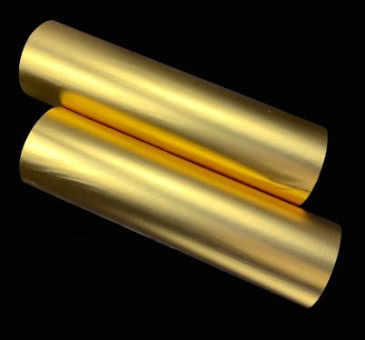 Top Quality Corona Treated PetSilver Film Polyester Thermal Lamination Film