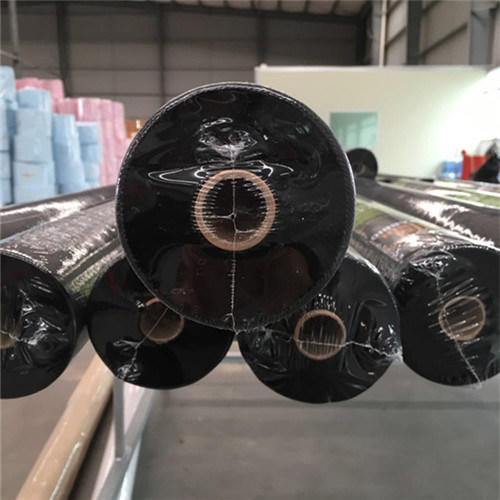 Black Spun Bond Nonwoven Fabric for Ground Cover Fabric