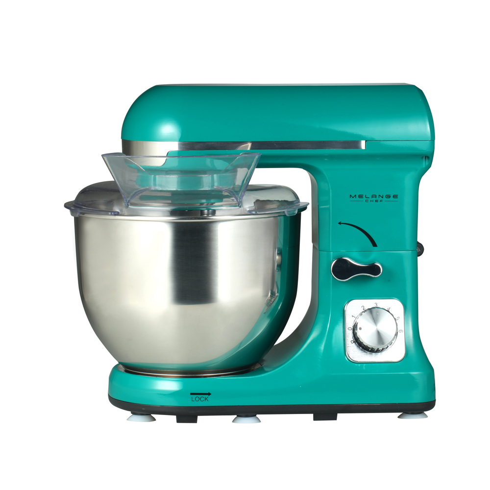 Hot selling 1000W electric tabletop stand food mixer