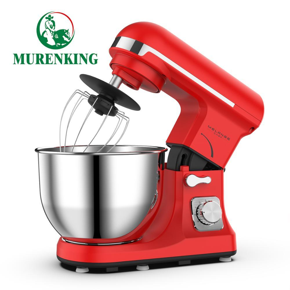 Powerful electric stick power mixer food stainless steel stand mixer