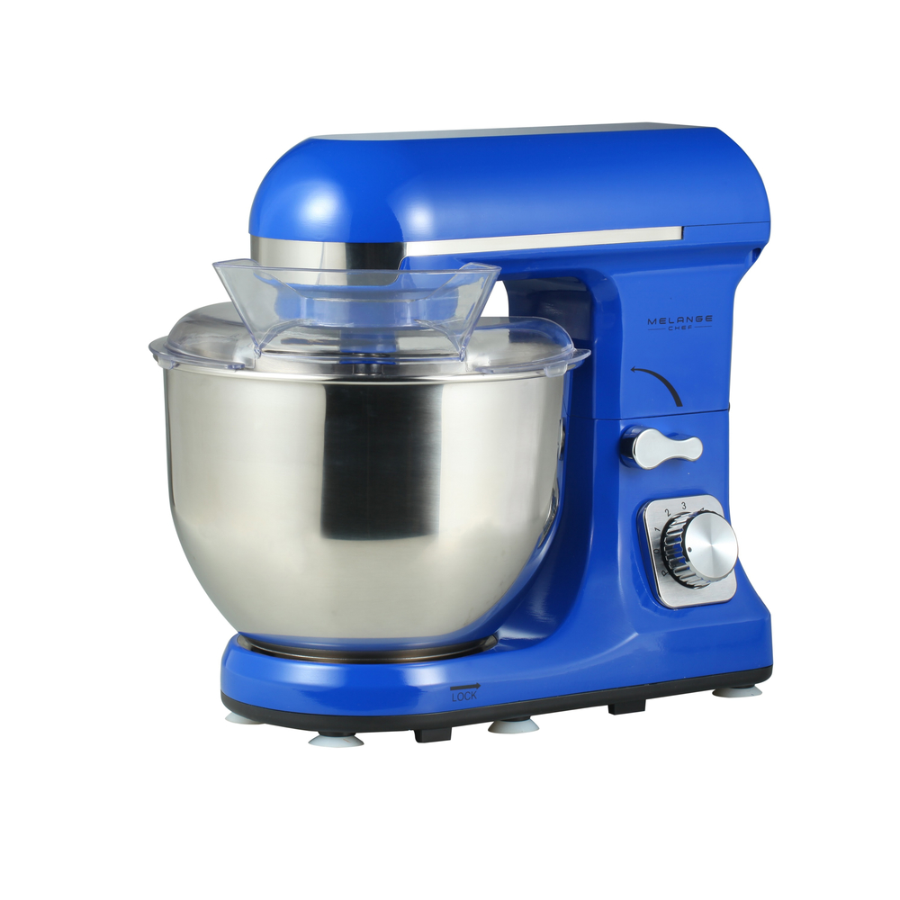 5L1000W kitchen appliances stand mixer with full metal gear system