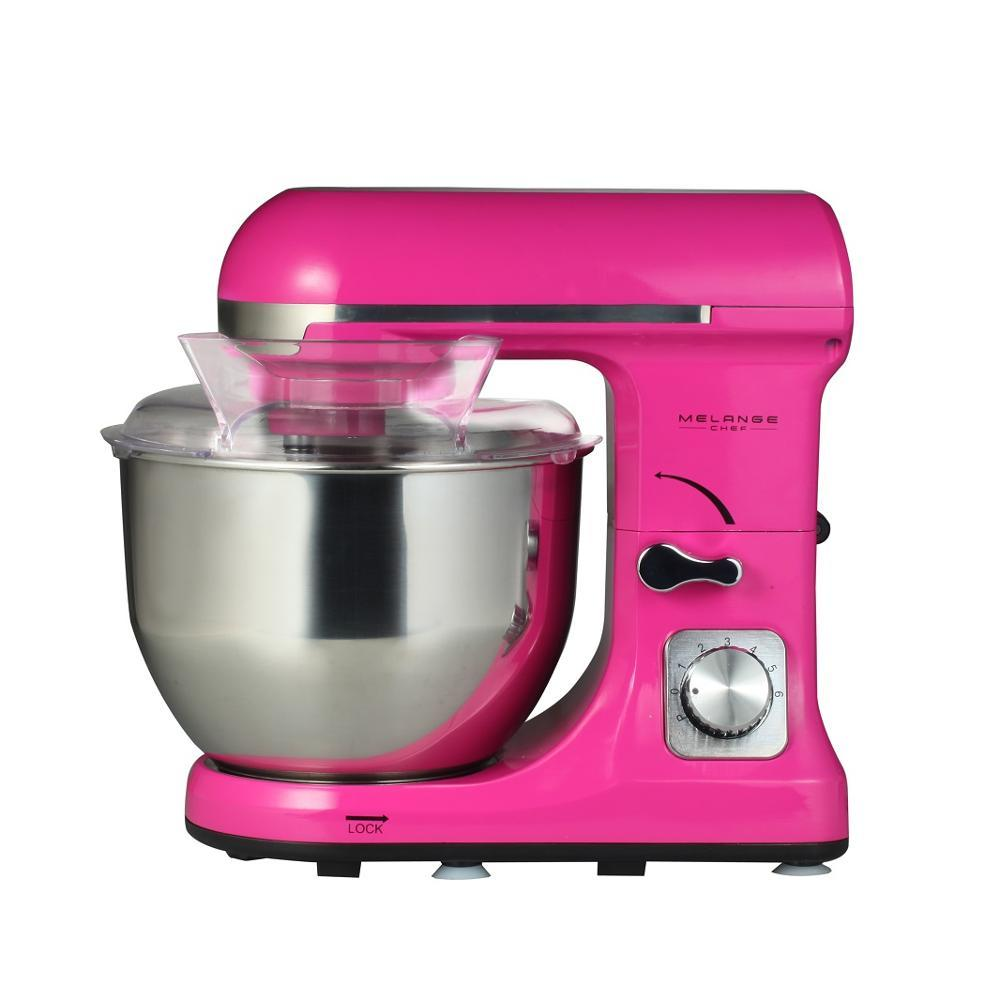 Full metal gears stand Mixer with 1-year warranty