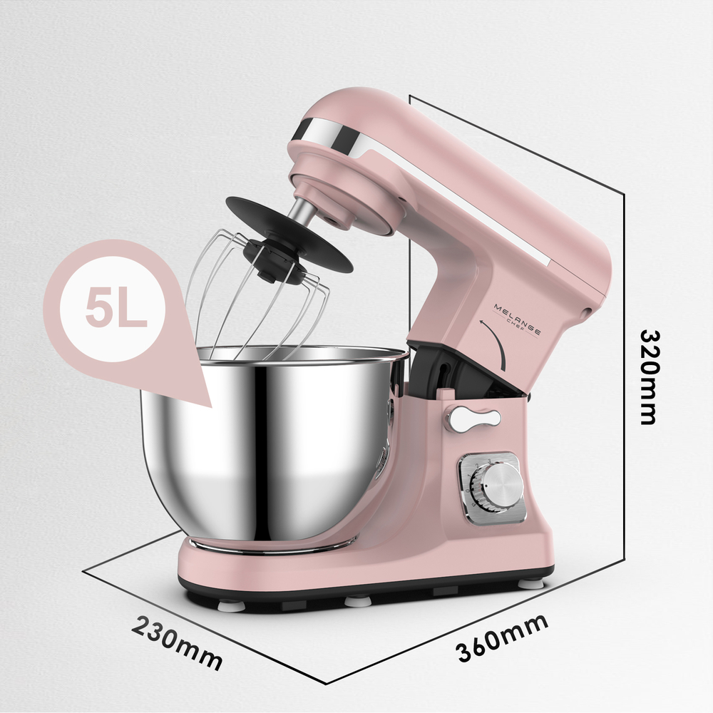 Chinese Manufacturers Produce 1000w High Power Electric Stand Mixer Stirred