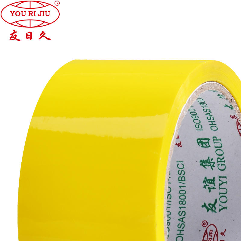 Alibaba China Supplier Acrylic Color OPP Adhesive Tape For Packaging