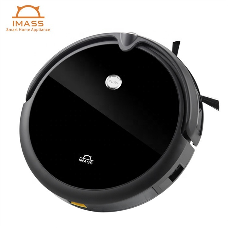 New design accurate navigation anti collision robot vacuum cleaner