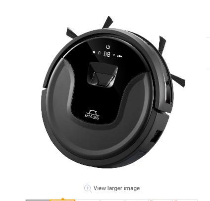 Hot SellingAspiradora Robot Best Resellerrobot vacuum cleaner Robot Cleaner Floor