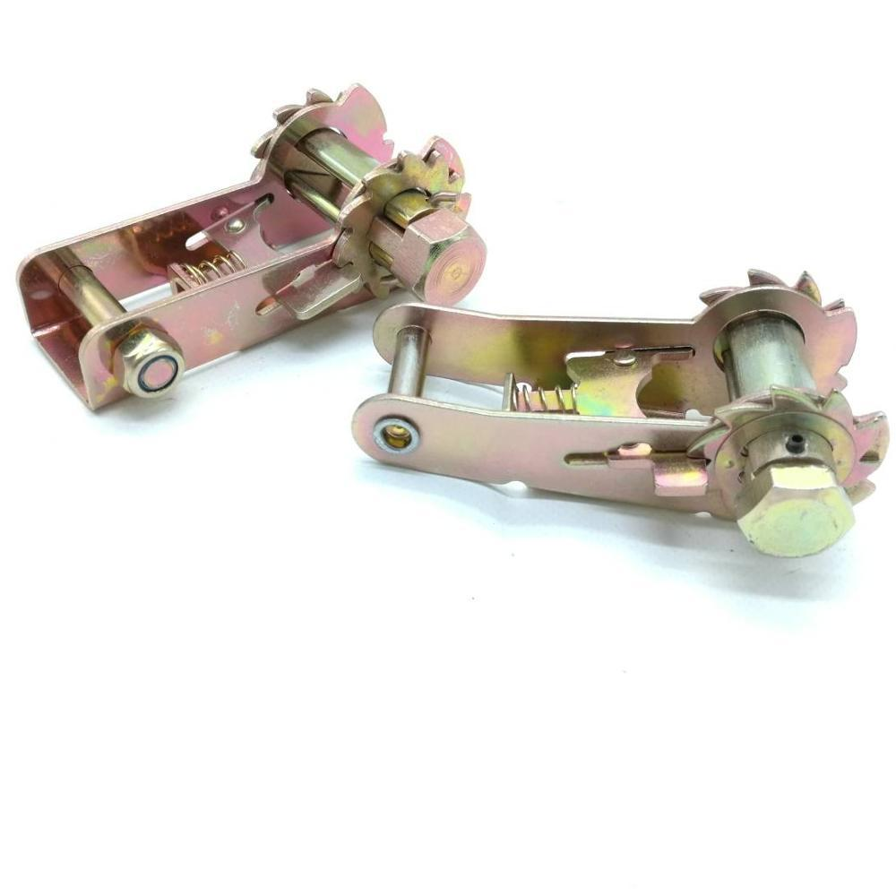 Prevents corrosion steel truck body parts adjustable ratchet buckle for trailer