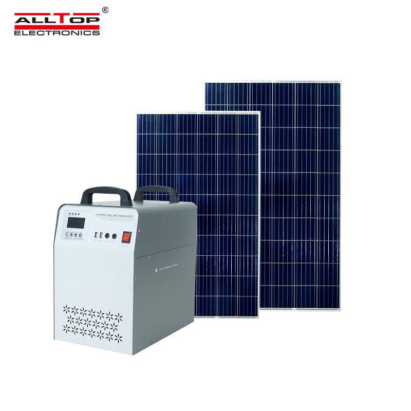 100 Watts Solar Power System 200W 300W Cheap Portable solar panel system