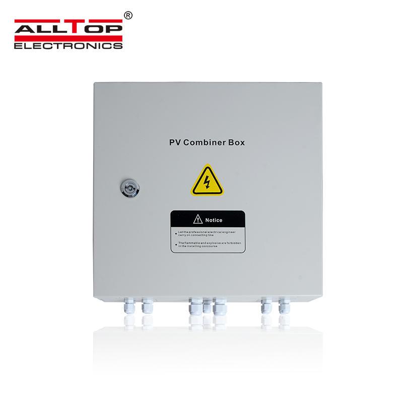Pv combiner box solar panelac dc for ip65 solar power inverter system