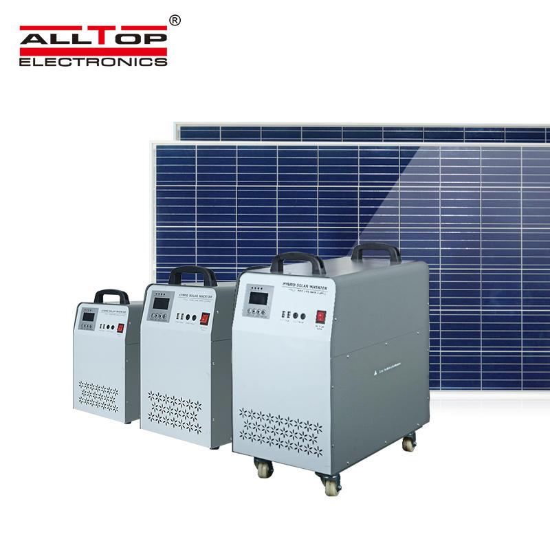 Hot Sale whole house grid tie solar power system Intelligent 200W to 1500W DC/AC Solar Power Inverter