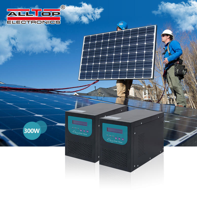 Off Grid 2KVA Solar Power System 2KW 3 Phase Solar Panel System