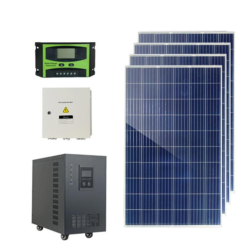 Hot sale off grid wind hybrid solar power energy system home